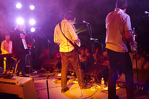 Woodford Folk Festival 2009.  Photograph by Shelly Sernek.